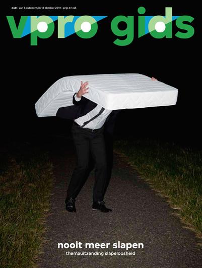 VPRO-gids #40 2012