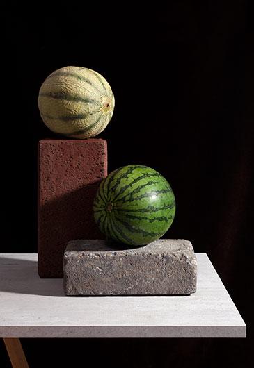'Meloen & steen' (2019)