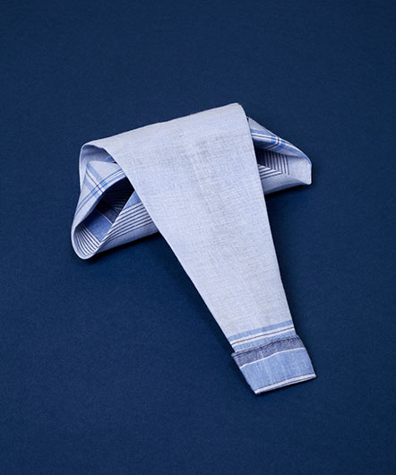 'Herenzakdoek/ Men's handkerchief'